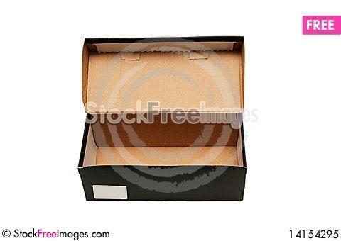 Free Box Royalty Free Stock Photo - 14154295