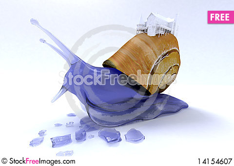 Free My House Royalty Free Stock Photography - 14154607