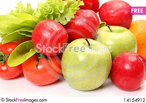Free Fresh Fruit Stock Photography - 14154912