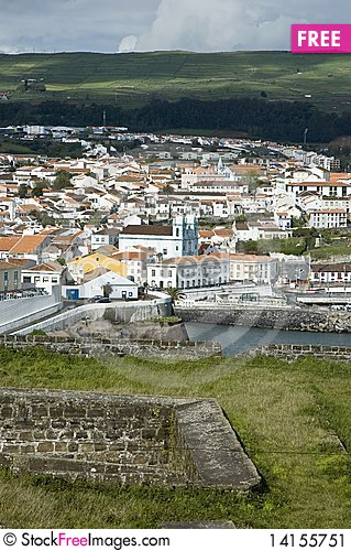 Free Terceira Island, Azores, Portugal Stock Image - 14155751