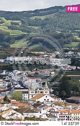 Free Terceira Island, Azores, Portugal Royalty Free Stock Images - 14155759