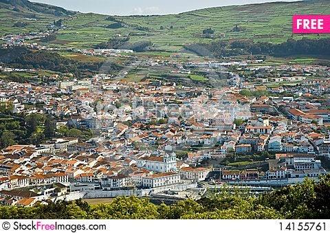 Free Terceira Island, Azores, Portugal Stock Image - 14155761
