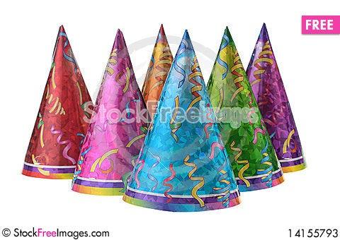 Free Caps Celebrating Stock Photos - 14155793
