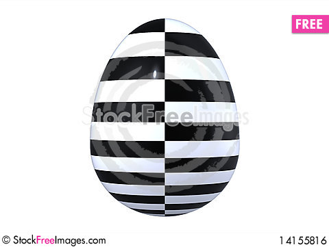 Free Easter Egg Royalty Free Stock Image - 14155816