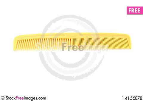 Free Comb Royalty Free Stock Photos - 14155878