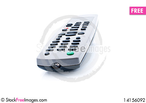Free TV Remote Control Stock Photography - 14156092