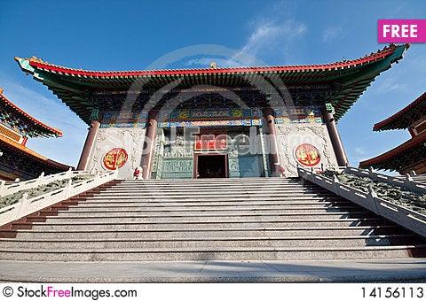 Free The Baromraja Temple Stock Photos - 14156113