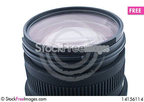 Free Close Up Of Camera Lens Stock Images - 14156114