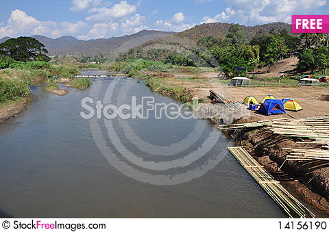 Free Mountain And River Stock Photo - 14156190