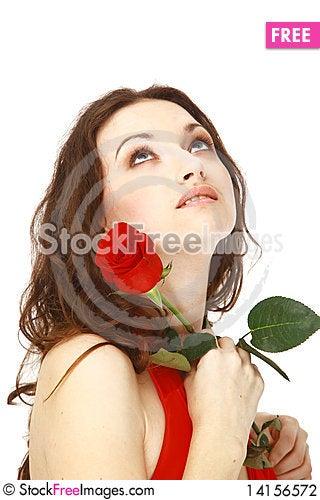 Free Beautiful Happy  Woman Stock Photography - 14156572