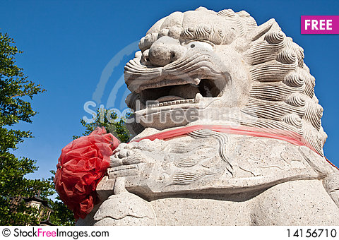 Free The Great Chinese Face Stock Photo - 14156710