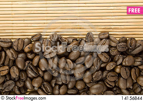 Free Coffee Beans Stock Images - 14156844