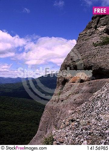 Free Mountains Of Crimea. Royalty Free Stock Photo - 14156985