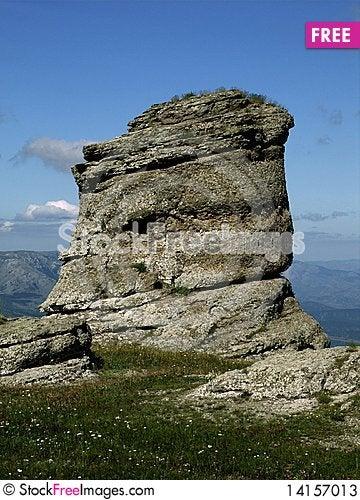 Free Mountains Of Crimea. Stock Photos - 14157013