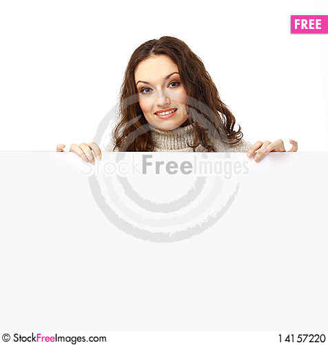 Free Closeup Portrait Of A Young Business Stock Photo - 14157220