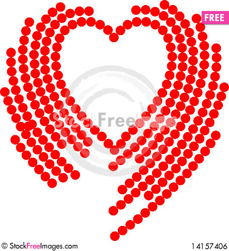 Free Heart Royalty Free Stock Image - 14157406