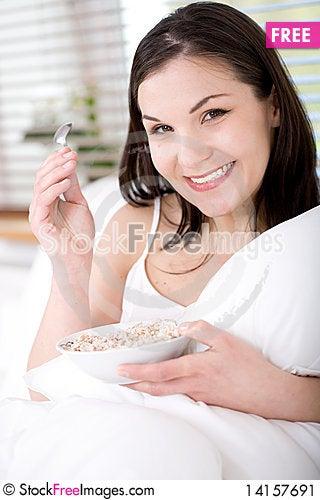 Free Corn Flakes Stock Image - 14157691