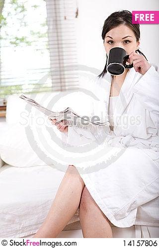Free Happy Morning Royalty Free Stock Image - 14157806