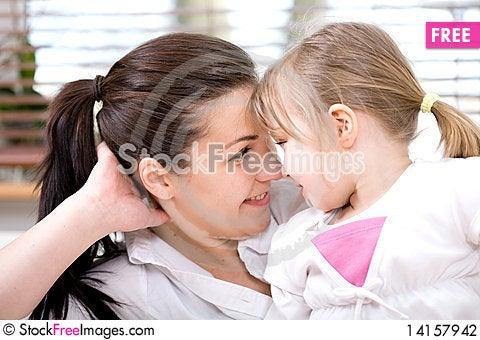 Free Happy Family Stock Photography - 14157942