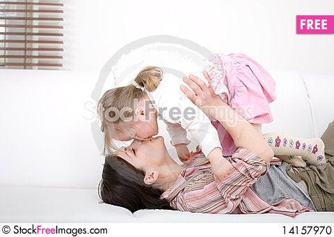 Free Happy Family Stock Photo - 14157970
