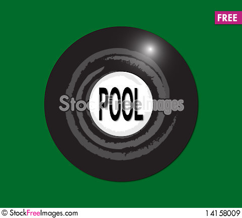 Free Pool Royalty Free Stock Images - 14158009