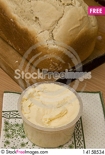 Free Bread And Butter Stock Images - 14158534
