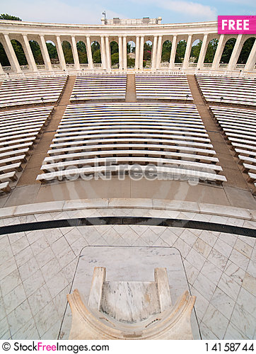 Free Memorial Amphitheater Stock Images - 14158744