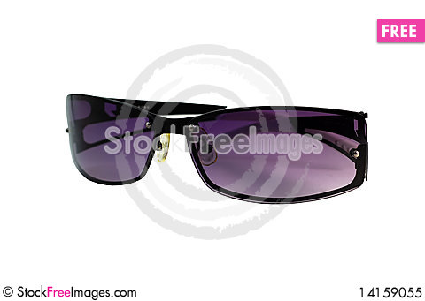 Free Sunglasses Royalty Free Stock Photo - 14159055