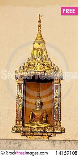 Free Traditional Thai Royalty Free Stock Photos - 14159108