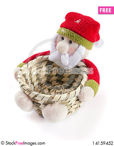 Free Santa Claus Stock Photography - 14159452