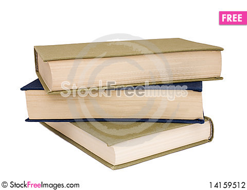Free Books Stock Photography - 14159512