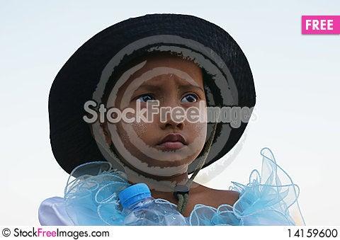 Free Myanmar Children Stock Photo - 14159600