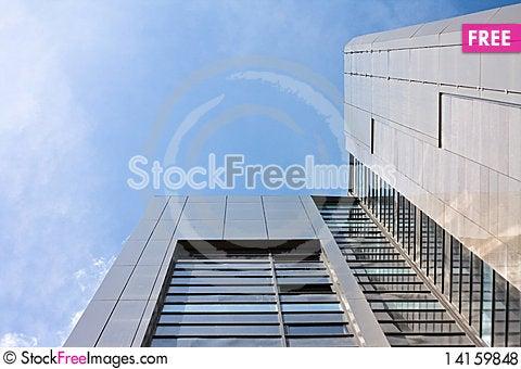 Free Skyscraper Royalty Free Stock Photos - 14159848