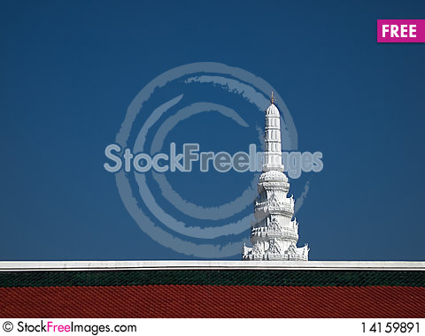 Free Top Castle Stock Image - 14159891