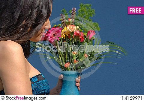 Free Flower Appreciation Stock Image - 14159971