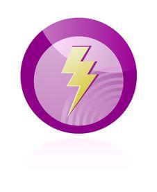 Free Lighting Symbol Royalty Free Stock Images - 14150059
