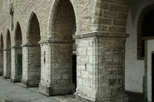 Architectural Arches Stock Photos