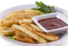 Free French Fries Stock Images - 14150554