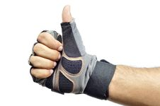 Free Thumbs Up Stock Image - 14153791