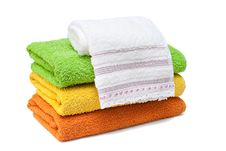 Free Towels. Stock Images - 14154314