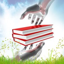 Red Books And Silver Hands
