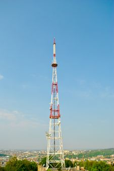 Free Communication Tower Stock Photography - 14154852