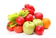Free Fresh Fruit Royalty Free Stock Image - 14154866