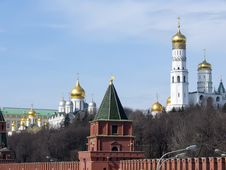 Free Kind To The Kremlin Stock Image - 14155181