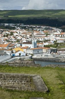 Terceira Island, Azores, Portugal Stock Image