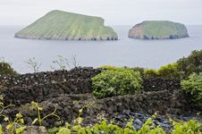 Terceira Island, Azores, Portugal Royalty Free Stock Photo