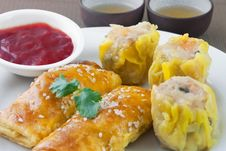 Chinese Dim Sum 5 Royalty Free Stock Photography