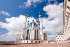 Free In The Kazan Kremlin Royalty Free Stock Photos - 14156658