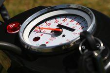 Free Speed Meter Royalty Free Stock Image - 14157296