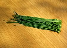 Free Green Onions Royalty Free Stock Photo - 14157315